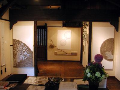 個展「水在月」 神楽坂アユミギャラリー 2006