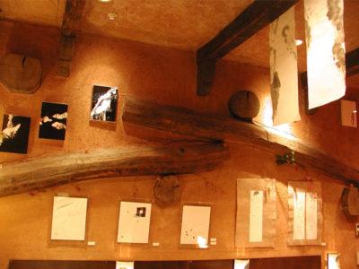 グループ展「白兎の庭」ギャラリーカフェバー 縁縁[enyen] 2003