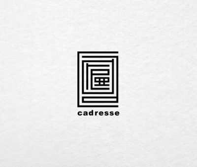 「cadresse」ブランドロゴ制作