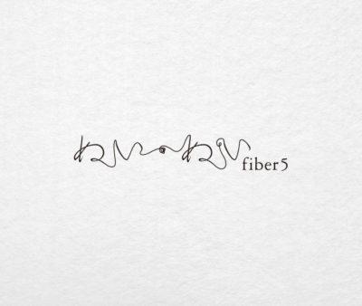 「ぬいぬいfiber5」ロゴ制作