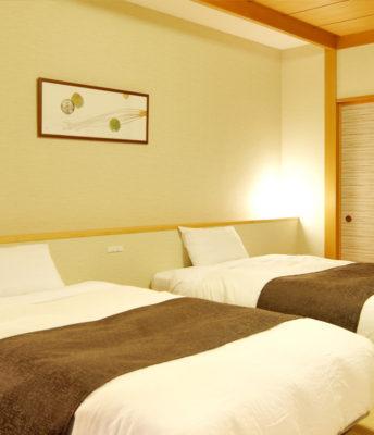 「ホテル蔵王」 室内装飾