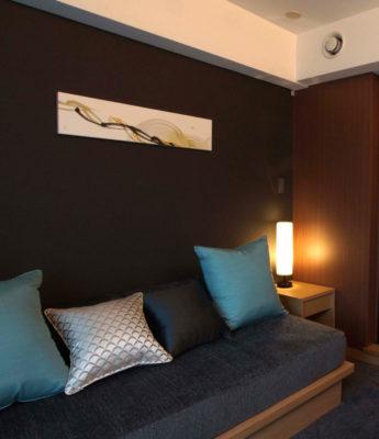 「リーガロイヤルホテル京都」室内装飾